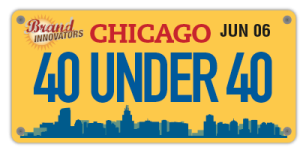 Elly Deutch Moody awarded Brand Innovators 40 Under 40 Chicago 2018 recognition